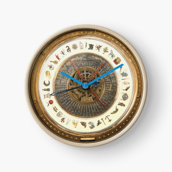 Golden Compass Alethiometer  Clock