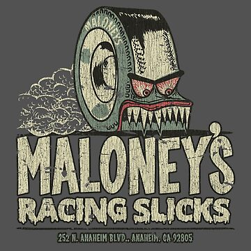 Maloney's Racing Slicks by jacobcdietz