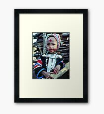 Wacky Framed Print