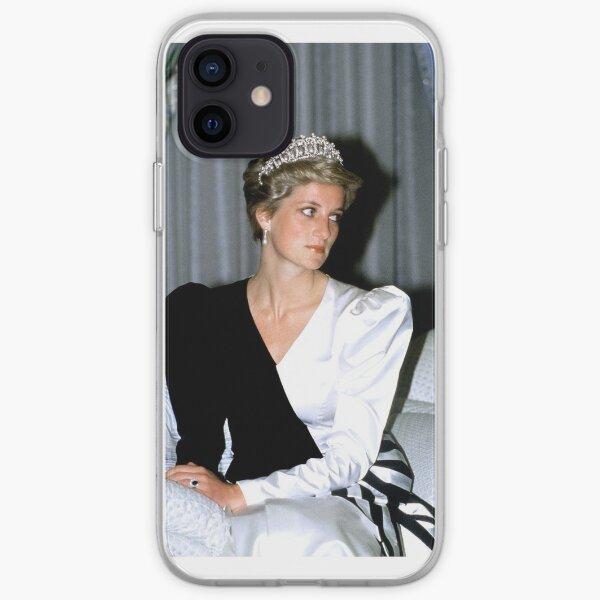 Stunning! Princess Diana iPhone Soft Case