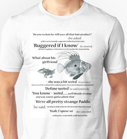 define weird T-Shirt