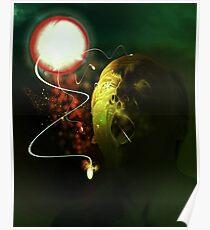 Alien Communication Poster