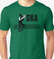 ska punk music england Unisex T-Shirt