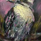Kookaburra  by Ivana Pinaffo