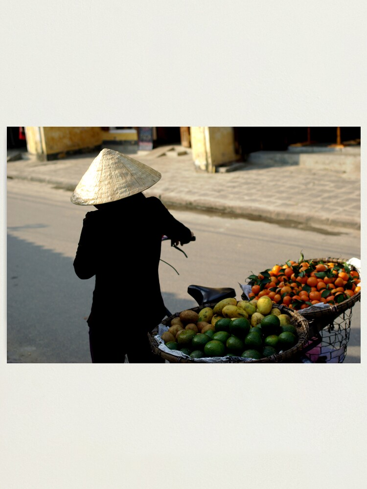 Alternate view of In the Streets of Hue Photographic Print
