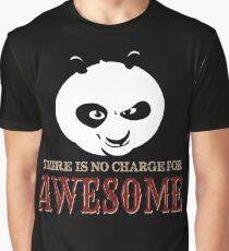 Kungfu panda awesome Graphic T-Shirt