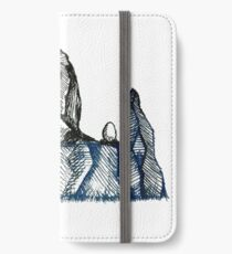 Boris The Penguin iPhone Wallet/Case/Skin