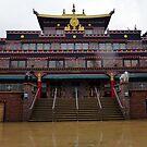 Kagyu Samye Ling Kloster und tibetisches Zentrum von trish725