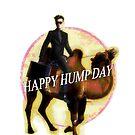 happy hump day by IanByfordArt