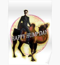 happy hump day Poster