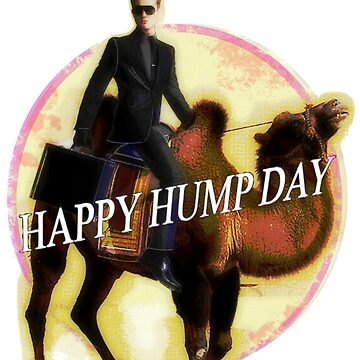 happy hump day by IanByfordArt