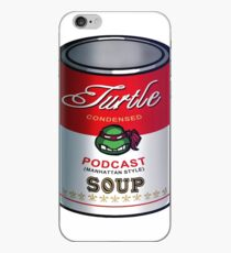 Turtle Soup Podcast Logo iPhone Case