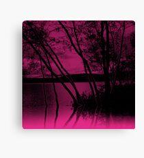Lake  Waywayanda  at    Rest                     Canvas Print