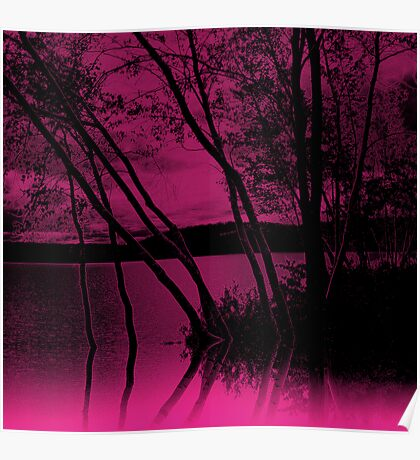 Lake  Waywayanda  at    Rest                     Poster