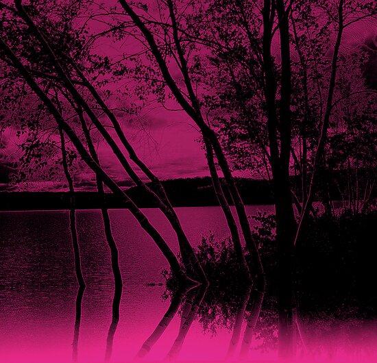 Lake  Waywayanda  at    Rest                     by fiat777