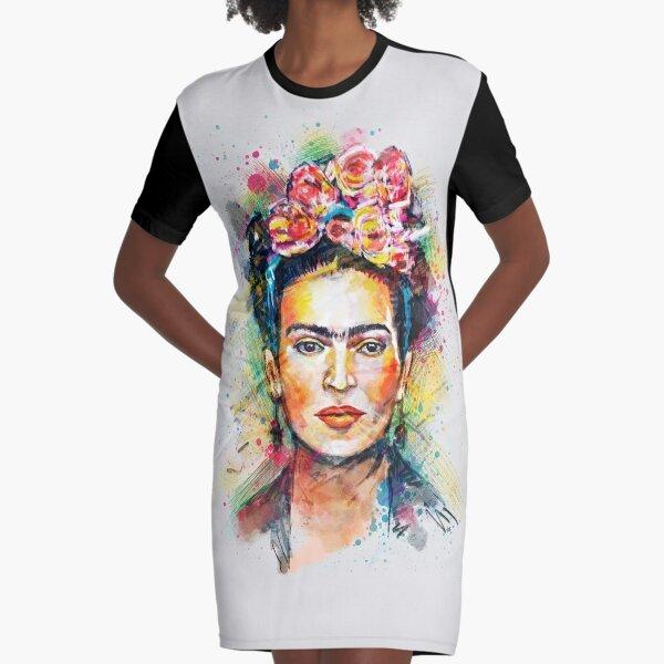 Frida Kahlo Robe t-shirt