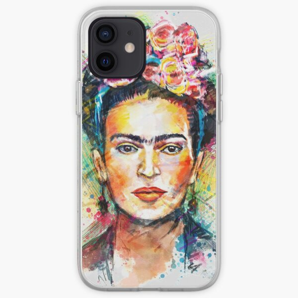 Frida Kahlo iPhone Flexible Hülle