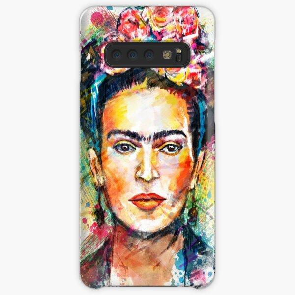 Frida Kahlo Samsung Galaxy Leichte Hülle