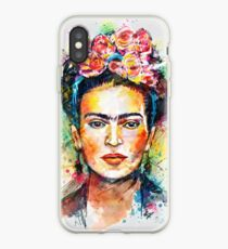 Frida Kahlo iPhone Case