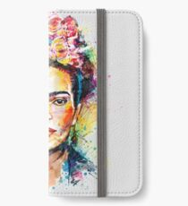 Frida Kahlo iPhone Wallet/Case/Skin