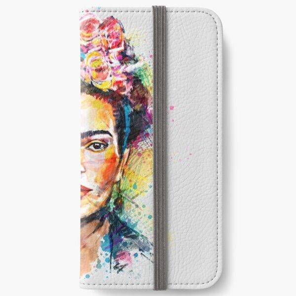 Frida Kahlo iPhone Wallet