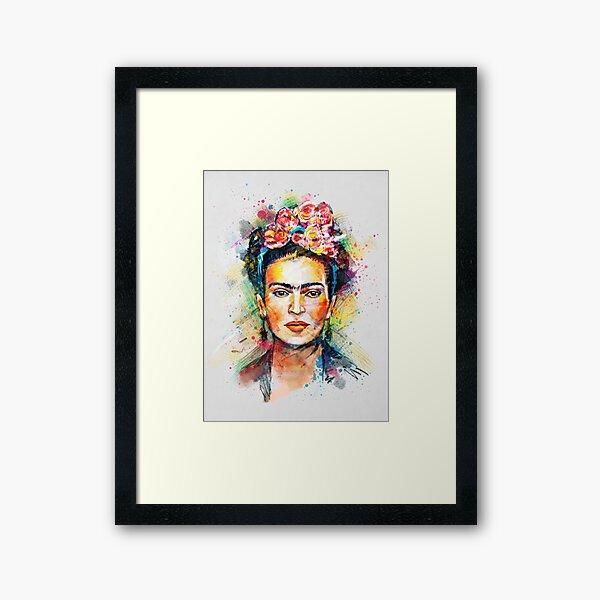 Frida Kahlo Gerahmter Kunstdruck