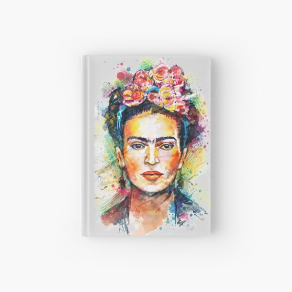 Frida Kahlo Hardcover Journal
