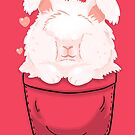 Pocket Cute Angora Rabbit by TechraNova