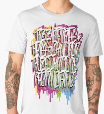 Art for the artless Men's Premium T-Shirt