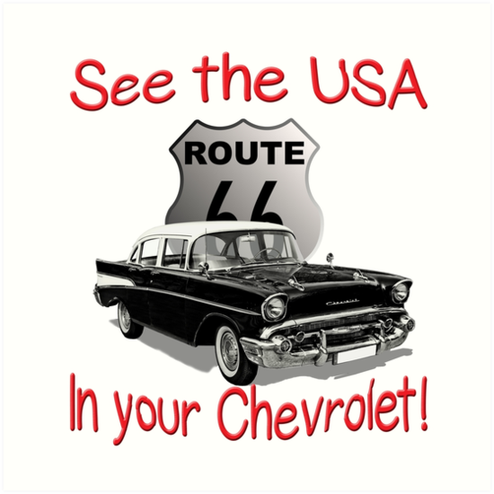 Image result for see the usa in your chevrolet