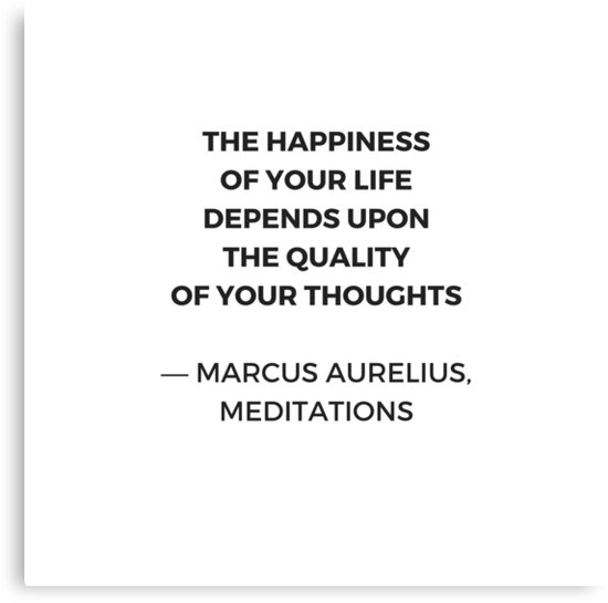 Stoic Inspiration Quotes Marcus Aurelius Meditations The