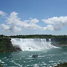 Niagara Falls by FaithAmor