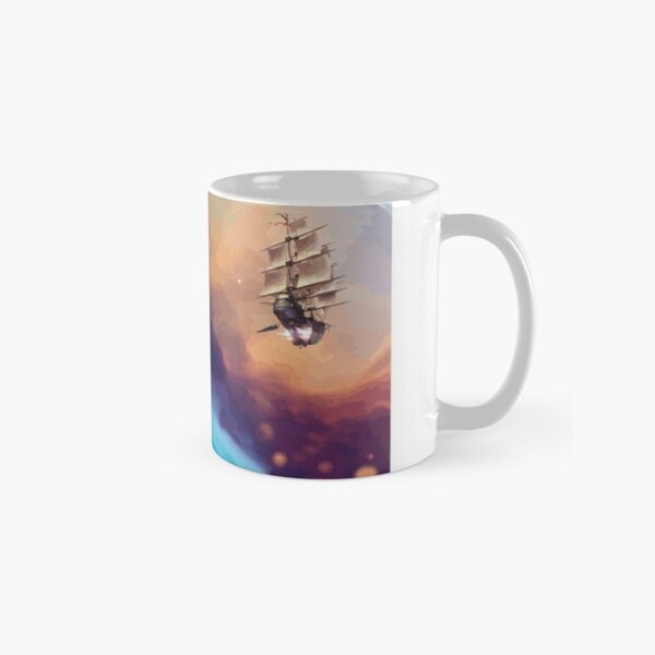 Treasure Planet Classic Mug
