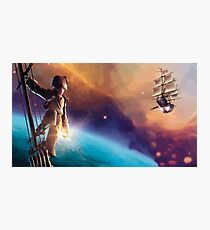 Treasure Planet Photographic Print
