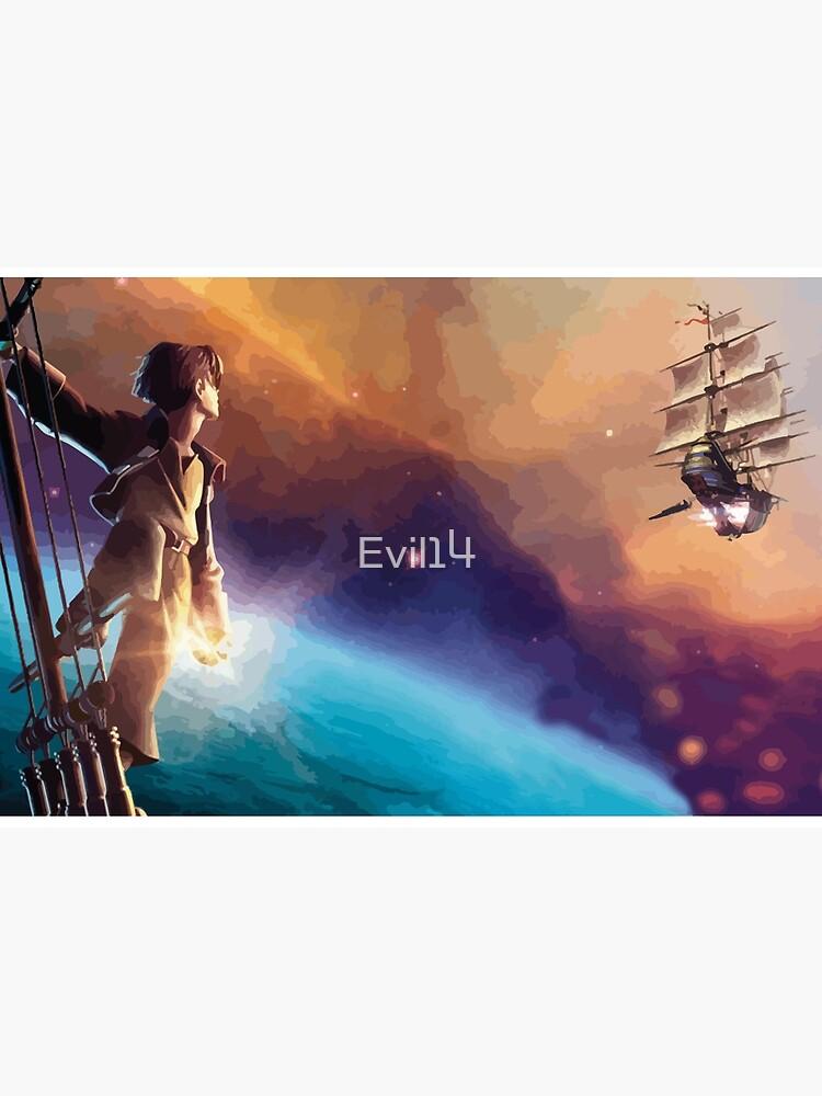 Der Schatzplanet von Evil14