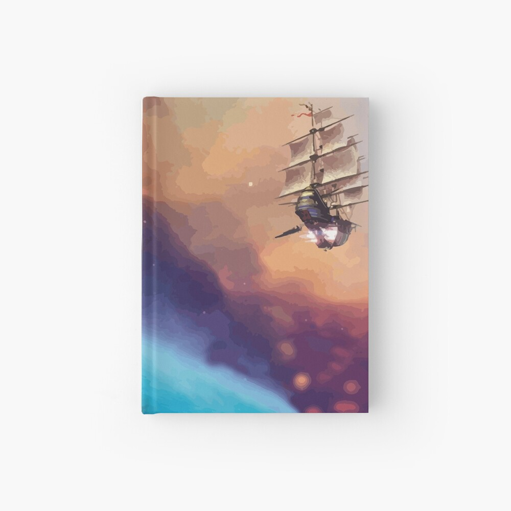 Treasure Planet Hardcover Journal