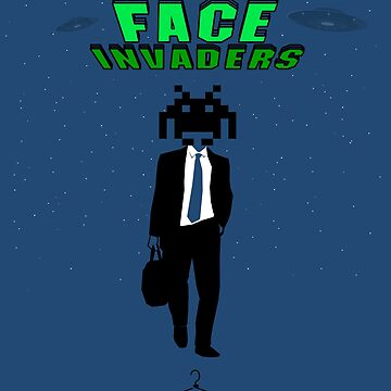 Face Invaders by funkyhanger