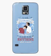 CBYN - Feel Nothing Case/Skin for Samsung Galaxy