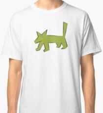Dog Simple Kid Drawing Classic T-Shirt