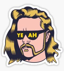 Yeahfield Sticker