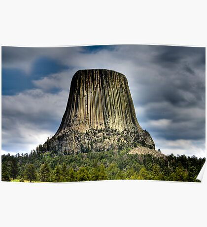 Devil's Tower Poster