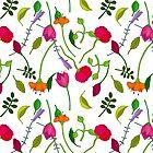 Summer Flowers by Sybille Sterk
