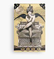 Calliope Cookie, Muse Metal Print