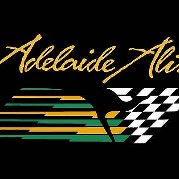ADELAIDE ALIVE - 80´s AUSTRALIA F1 EVENT by SUNSET-STORE