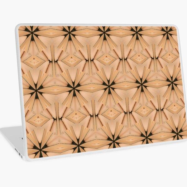pattern, design, tracery, weave, decoration, motif, marking, ornament, ornamentation, #pattern, #design, #tracery, #weave, #decoration, #motif, #marking, #ornament, #ornamentation Laptop Skin