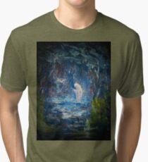 The saint Tri-blend T-Shirt