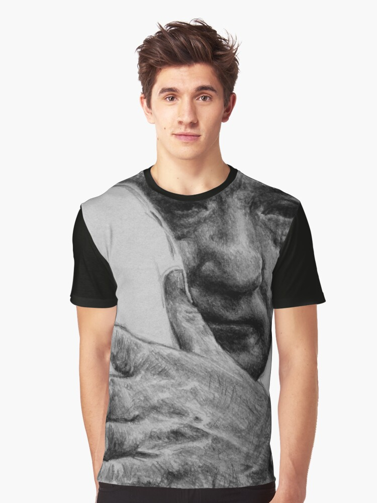 Bill Murray Graphic T-Shirt Front