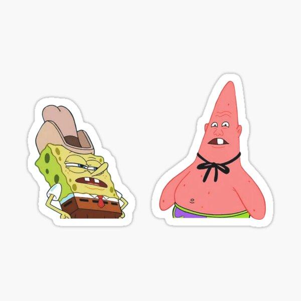 Dirty Dan and Pinhead Larry Sticker