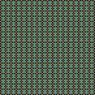 handsome guy pattern by inkletween