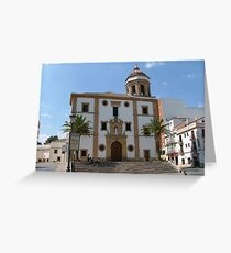 Andalucia Greeting Card